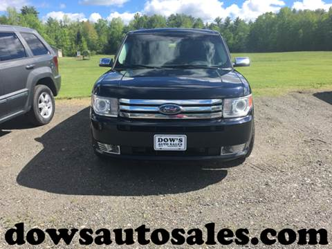 2010 Ford Flex for sale in Palmyra, ME