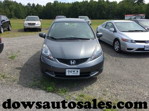2012 Honda Fit for sale in Palmyra, ME