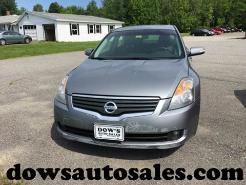 2008 Nissan Altima for sale in Palmyra, ME