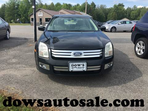2006 Ford Fusion for sale in Palmyra, ME