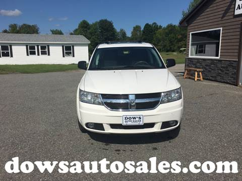 2009 Dodge Journey for sale in Palmyra, ME