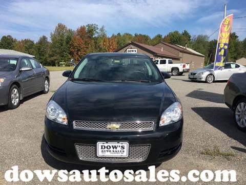 2012 Chevrolet Impala for sale in Palmyra, ME