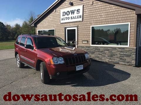 2008 Jeep Grand Cherokee for sale in Palmyra, ME