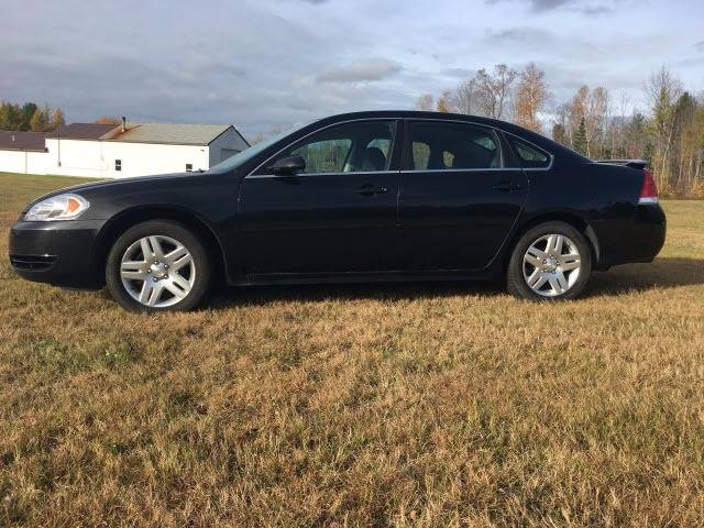2012 Chevrolet Impala LT Fleet 4dr Sedan - Palmyra ME