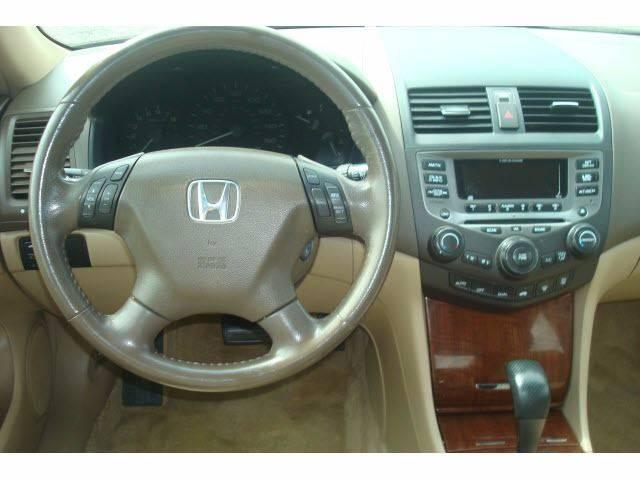 2007 Honda Accord EX-L V-6 4dr Sedan (3L V6 5A) - Palmyra ME
