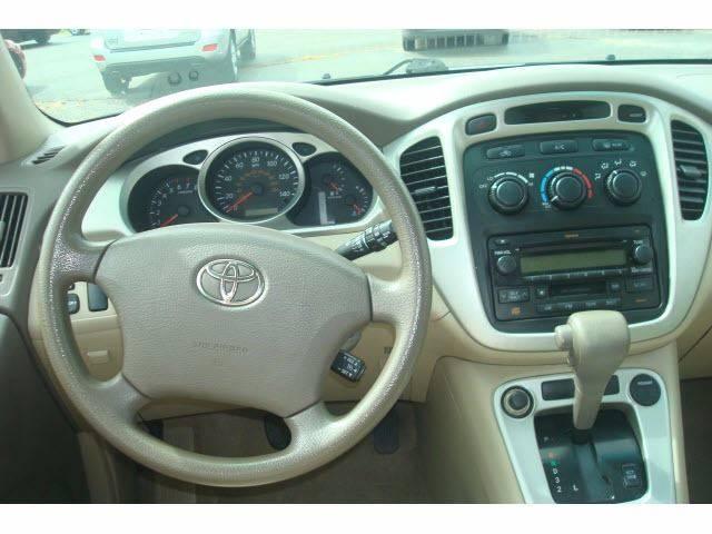 2006 Toyota Highlander AWD 4dr SUV w/V6 - Palmyra ME