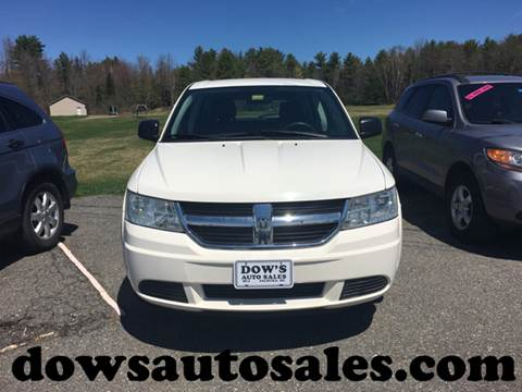 2010 Dodge Journey for sale in Palmyra, ME