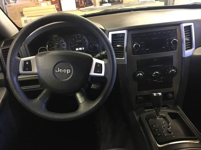 2008 Jeep Grand Cherokee 4x4 Laredo 4dr SUV - Palmyra ME