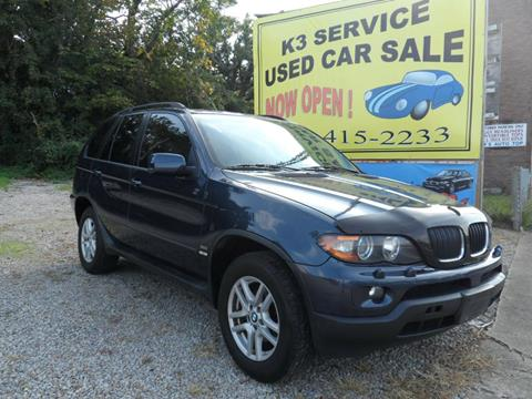 2006 BMW X5 for sale in Zanesville, OH