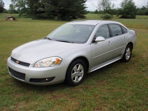 2011 Chevrolet Impala for sale in Stanwood, MI