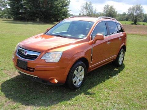 2008 Saturn Vue for sale in Stanwood, MI