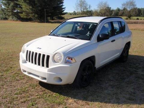 2007 Jeep Compass for sale in Stanwood, MI