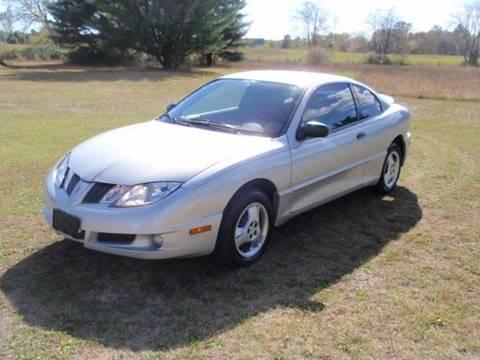 2004 Pontiac Sunfire for sale in Stanwood, MI