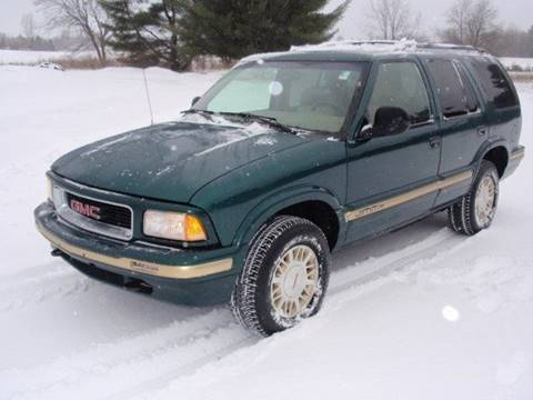 1997 GMC Jimmy for sale in Stanwood, MI