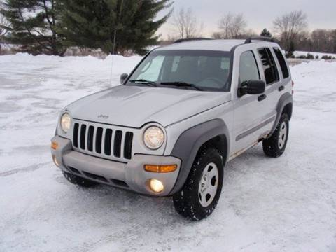 2002 Jeep Liberty for sale in Stanwood, MI
