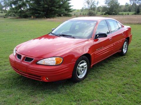 1999 Pontiac Grand Am for sale in Stanwood, MI