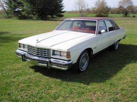 1977 Pontiac Bonneville for sale in Stanwood, MI