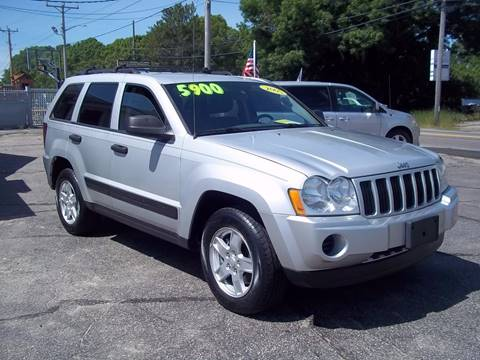2005 Jeep Grand Cherokee for sale in Hyannis, MA