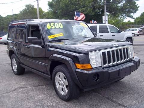 2007 Jeep Commander for sale in Hyannis, MA