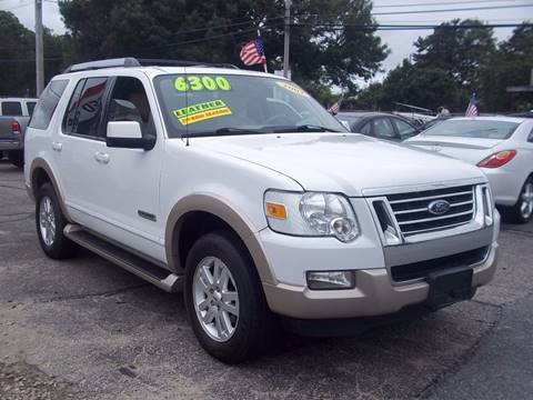 2007 Ford Explorer for sale in Hyannis, MA