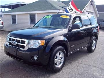 2008 Ford Escape for sale in Hyannis, MA