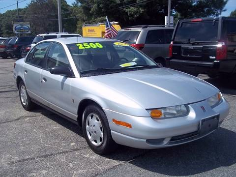 2002 Saturn S-Series for sale in Hyannis, MA