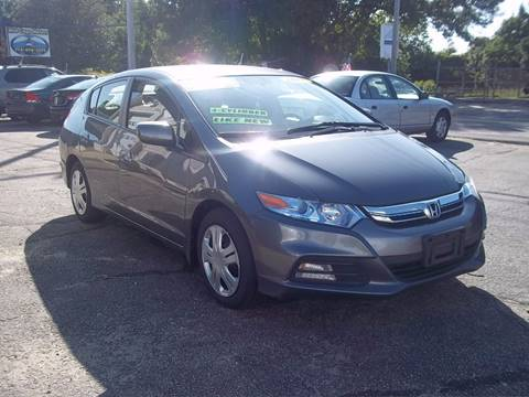 2012 Honda Insight for sale in Hyannis, MA
