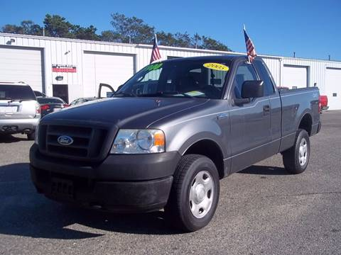 2005 Ford F-150 for sale in Hyannis, MA