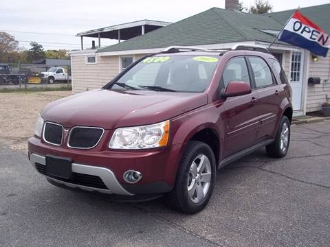 2007 Pontiac Torrent for sale in Hyannis, MA