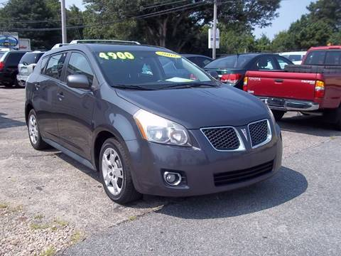 2009 Pontiac Vibe for sale in Hyannis, MA