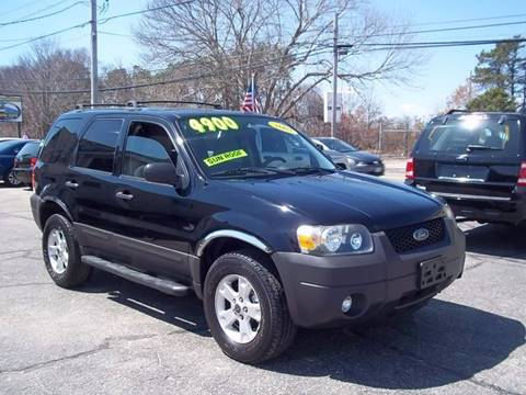 2007 Ford Escape for sale in Hyannis, MA