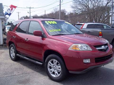 2005 Acura MDX for sale in Hyannis, MA
