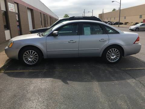 2005 Mercury Montego for sale in Brook Park, OH