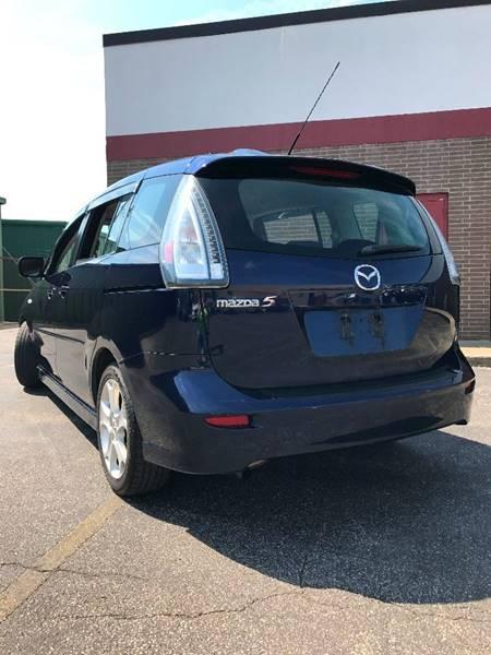2008 Mazda MAZDA5 Sport 4dr Mini-Van (2.3L I4 5A) - Brook Park OH
