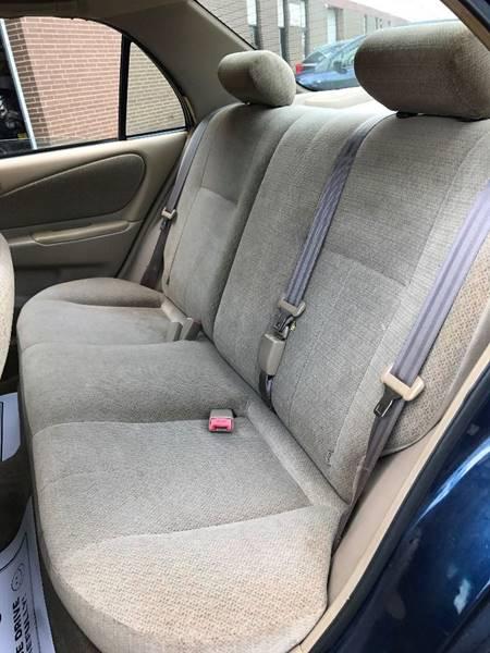 2002 Toyota Corolla CE 4dr Sedan - Brook Park OH