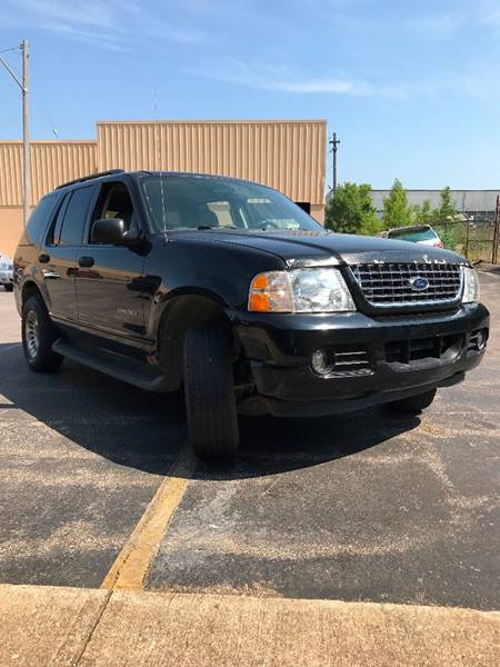 2004 Ford Explorer 4dr XLT 4WD SUV - Brook Park OH