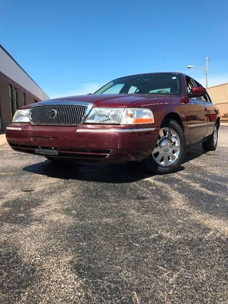 2005 Mercury Grand Marquis LS Premium 4dr Sedan - Brook Park OH