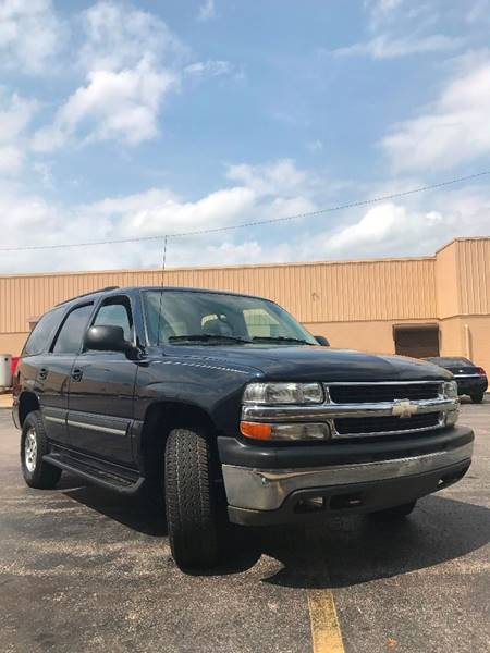 2004 Chevrolet Tahoe 4dr 4WD SUV - Brook Park OH