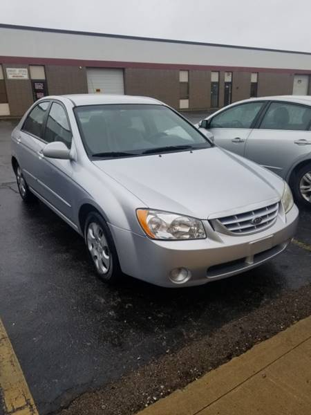 2006 Kia Spectra Ex 4dr Sedan W Automatic In Brook Park Oh Brian S