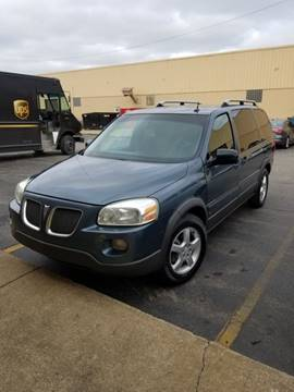 2006 Pontiac Montana SV6 for sale in Brook Park, OH