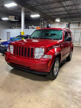 2010 Jeep Liberty Sport for sale at Brian's Direct Detail Sales & Service LLC. in Brook Park OH