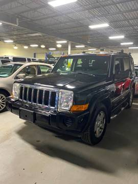 2006 Jeep Commander for sale at Brian's Direct Detail Sales & Service LLC. in Brook Park OH