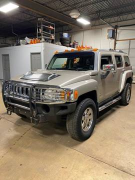 2006 HUMMER H3 for sale at Brian's Direct Detail Sales & Service LLC. in Brook Park OH