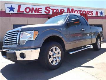 2010 Ford F-150 for sale at LONE STAR MOTORS II in Fort Worth TX