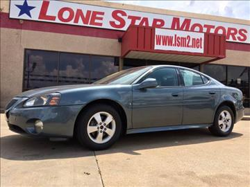 Pontiac Grand Prix For Sale In Fort Worth Tx