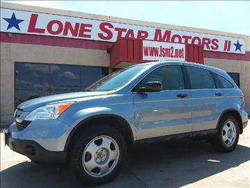 Used 2008 honda cr v for sale in fort worth tx for Lone star motors fort worth tx