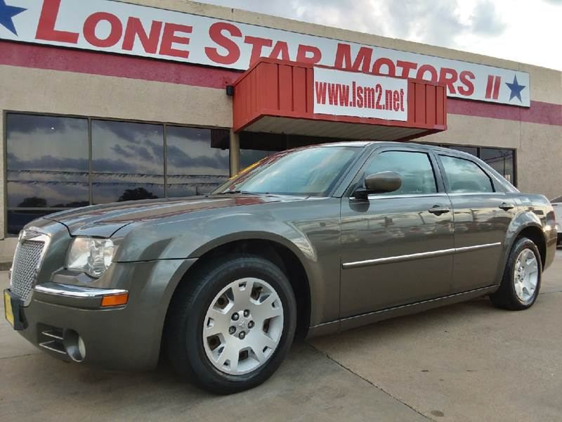 2008 Chrysler 300 for sale at LONE STAR MOTORS II in Fort Worth TX