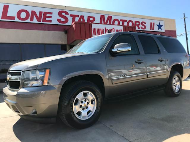 2011 Chevrolet Suburban for sale at LONE STAR MOTORS II in Fort Worth TX