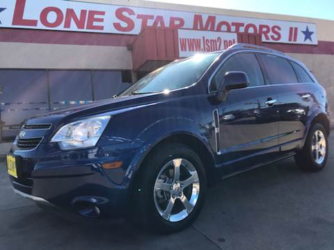 2013 Chevrolet Captiva Sport For Sale In Fort Worth Tx