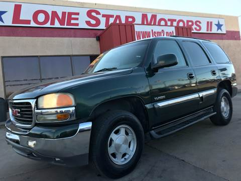 Used gmc yukon for sale in fort worth tx for Lone star motors fort worth tx